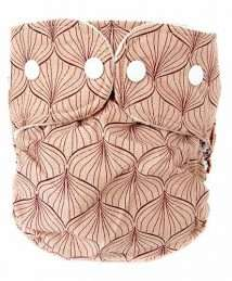 WeeCare Easy Cover (Large) - Alli Powder Rose/Ginger Red