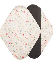 Baba+Boo Wildflowers Extra Large Sanitary Pads