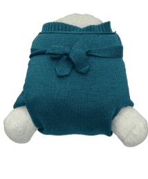 Glückswindel Wool Cover (Lagune)