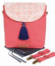Mara Mea City Nappy Backpack (Lost in Pastel)