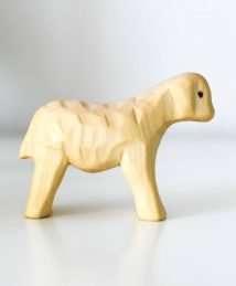 Predan wooden lamb