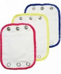Avo&Cado bodysuit extenders (3 pack - Brights)