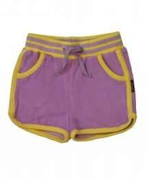 Moromini Terry Retro Running Shorts (Purple)