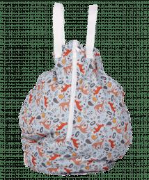 Smart Bottoms Hanging Wet Bag (Forest Friends)