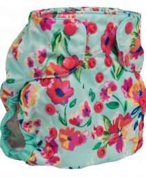 Smart Bottoms Too Smart Cover 2.0 (Aqua Flora)