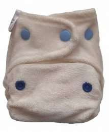 Little Birds Newborn Fitted Nappy