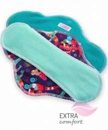 Petit Lulu Cloth Sanitary Pad (Ultra) - Australian Animals