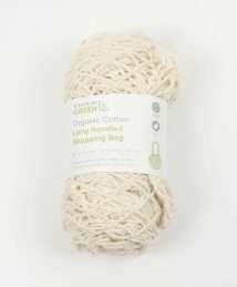 A Slice of Green Organic Cotton Long-Handled Shopping Bag