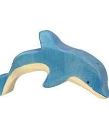 Holztiger Dolphin (Jumping)