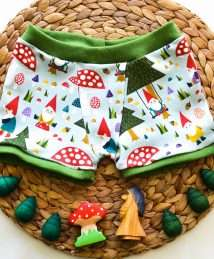 KrokoBaby boxers (Forest Gnomes)