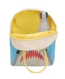 Zipper Lunch Bag (Shark)
