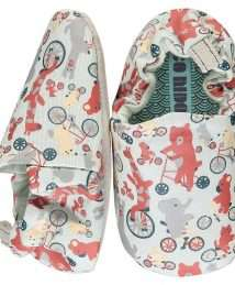 Poco Nido Bike Mini Shoes Grey