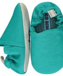 Poco Nido Plain Mini Shoes Marine Green