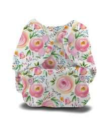 Buttons Diapers SiO Cover Flourish Newborn