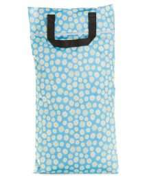 Buttons Diapers Wet Bag large - Bloom
