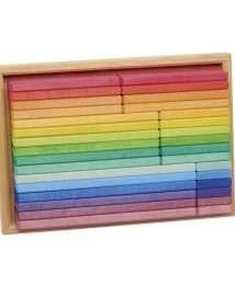 Glückskäfer 32 Rainbow Building Slats
