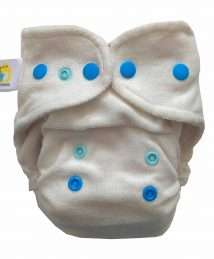 Little Birds Fitted Pocket Nappy (One Size)