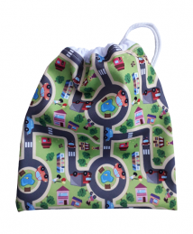 Little Birds Mini Wet Bag