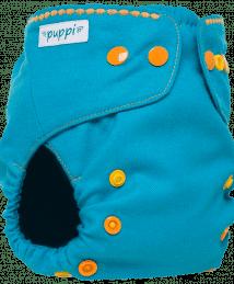 Puppi Merino Wool Cover (One Size Plus Ocean Treasures - Snaps)