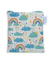 Thirsties Sandwich & Snack Bag Rainbow