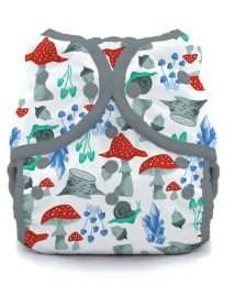 Thirsties duo wrap snap Cover Forest Frolic