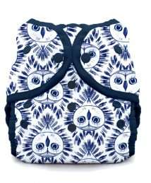 Thirsties duo wrap snap Cover Night Owl