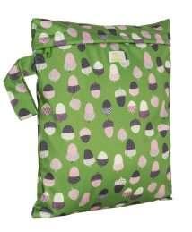 Baba+Boo Small Reusable Nappy Bag - Acorns