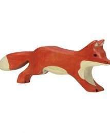 Holztiger Fox (Running)