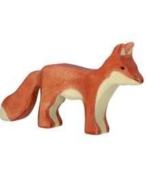 Holztiger Fox (Standing)