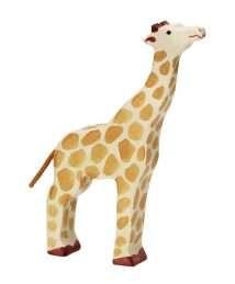 Holztiger Giraffe (Head Raised)