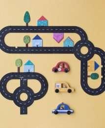 Londji Cooperative Game & Puzzle ROADS