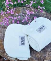 Elskbar Natural AiO Cloth Diaper insert and booster
