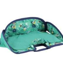 Close Pop-in Car Seat Protector (Round the Garden)
