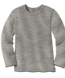 Disana Wool Jumper - grey