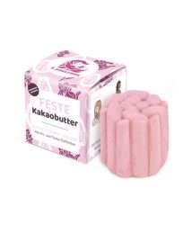Lamazuna Solid Cocoa Butter (Pink - Iris & Tonka Bean)