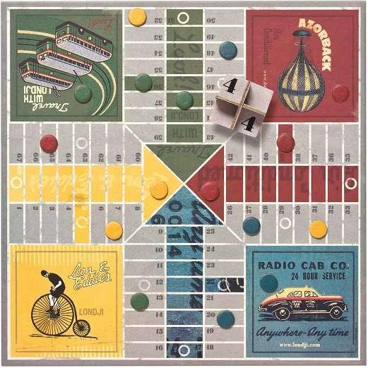 Londji Game Goose & Ludo ⋆ KrokoKinder