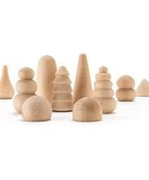 Ocamora Bonsais Trees (Set of 10)