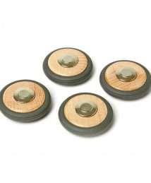 Tegu Magnetic Wheels (4 pieces)