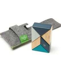 Tegu Pocket Pouch Prism (Blue - 6 pieces)