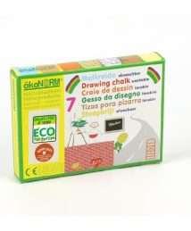ökoNORM drawing chalk (7 colours)