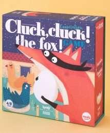 Londji Board Game Cluck, Cluck the fox