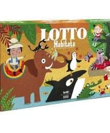 Londji Game Lotto - Habitats