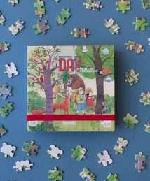 Londji POCKET NIGHT & DAY Puzzle