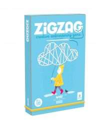 Londji zig zag embroidering game