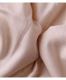 XKKO Organic Cotton Muslins Bird Eye natural 5pcs - 70x70 (1)