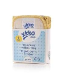 XKKO Organic Twill Booster - Natural Size S