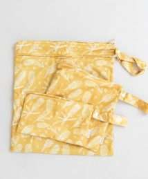 Bare and Boho Small, Medium and Large Wet Bag - Banksia