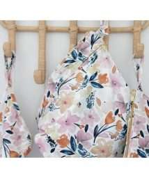 Bare and Boho Wet Bags - Sunshine Floral