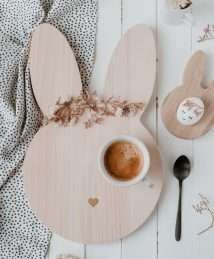 Eulenschnitt breakfast tray - rabbit .Photo credit Eulenschnitt and Maggy Melzer (3)
