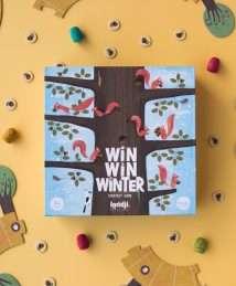 FG017 Londji Strategy Game 'Win Win Winter'